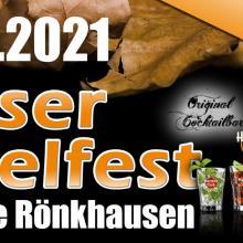 Runkelfest am 31.10.2021 in Rönkhausen