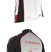 Neue Radsportbekleidung für TVler
