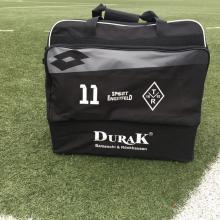 Durak sponsert neue Taschen für Erste und Zweite