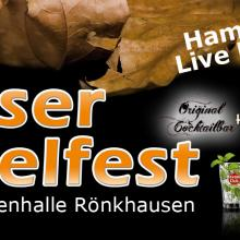Runkelfest am 31.10.2018 in Rönkhausen