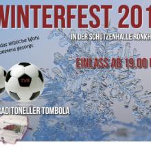 Winterfest Abt. Fussball