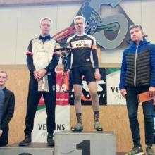 MTB Sundern - Hagen 2019 Podiumsplatz für Phil Broichhaus