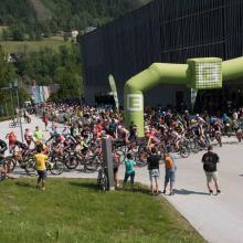 Bastian Albers bei 4-tägigem Etappenrennen in Östereich am Start