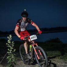 Radsportler kehren mit Spitzenplatzierungen vom 24h- Rennen am Alfsee zurück