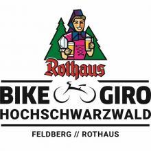 Mountainbiker nehmen am Rothaus Bike Giro im Schwarzwald teil