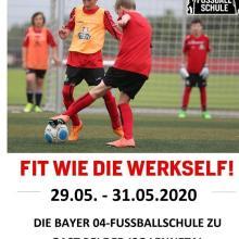 Fußballcamp an Pfingsten 2020