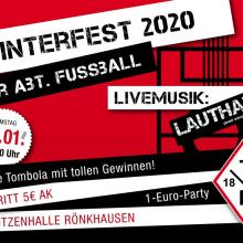 Traditionelles Winterfest am 04.01.2020