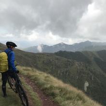 Alpencross Etappe 5 & 6